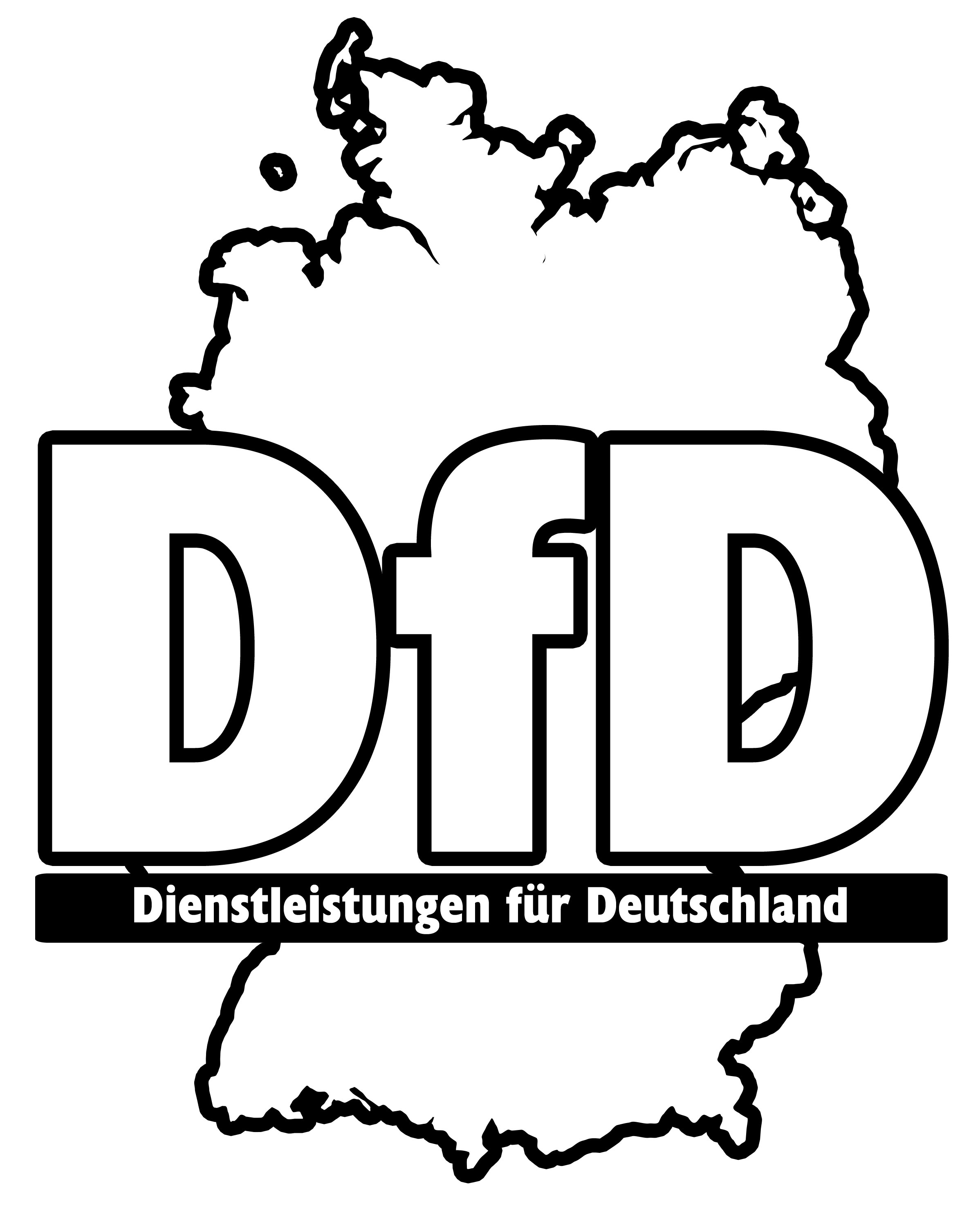 Logo Dienstleistungen für Deutschland